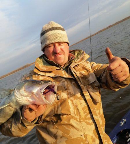 Рыбалка с fishing-trip